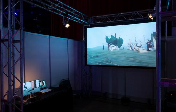 SIGGRAPH 2019 Immersive Pavilion