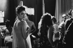 backstage @Fashion LIVE! 2015