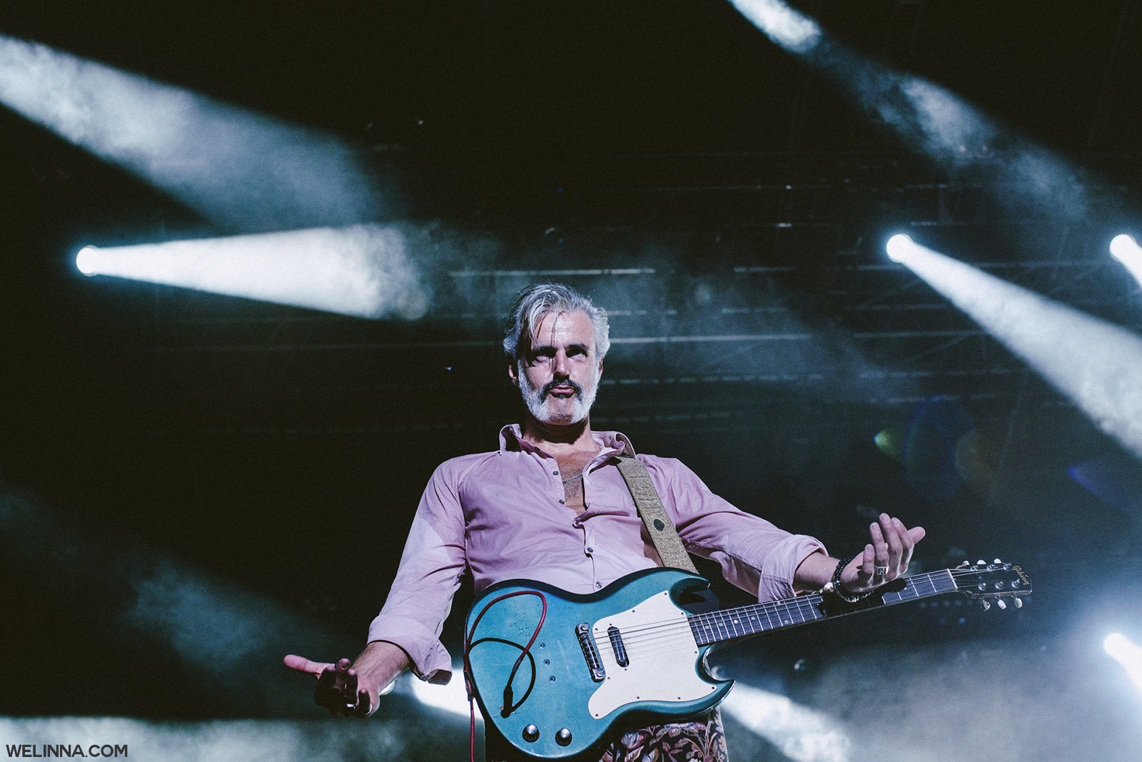 TRIGGERFINGER @GRAPE FESTIVAL 2015