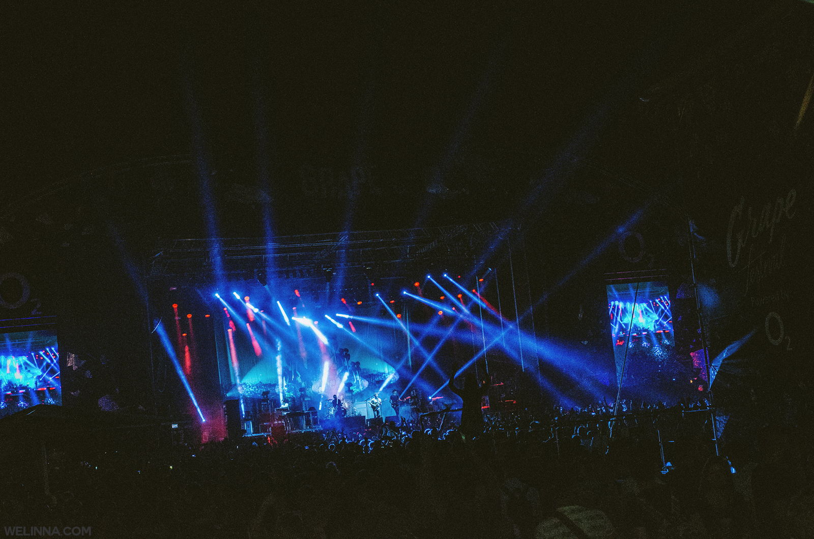 FOALS @GRAPE FESTIVAL 2015