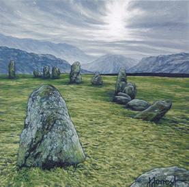 'The Castelrigg Stones'
