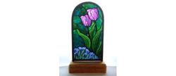'Purple Tulips'