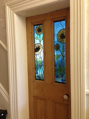 'Horsleygate Hall Sunflowers'