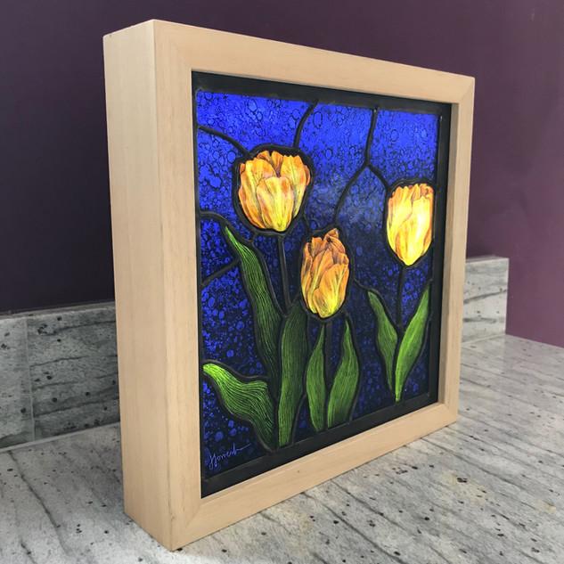'Flame Tulips'