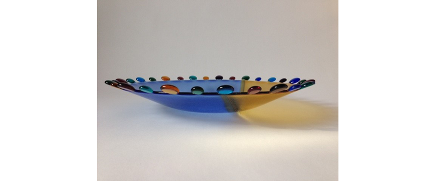 'Jewel Range - bi-colour bowl'