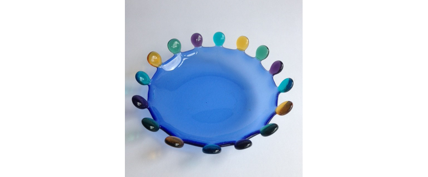'Jewel Range - trinket dish'