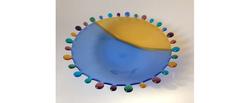 'Jewel Range - bi-colour bowl'