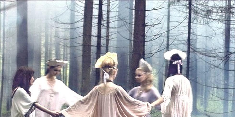 Sat Sang at the Mandrake - a gathering of women exploring sexual energy