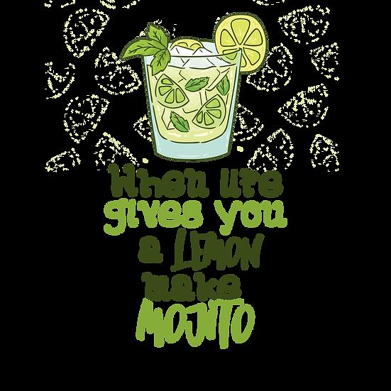 When life gives you lemon...