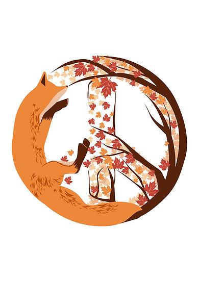 Fox Peace