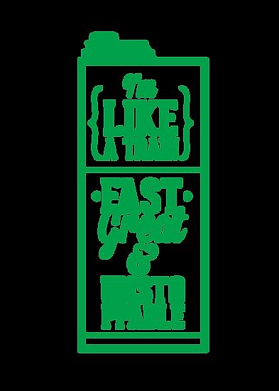 I'm like a train