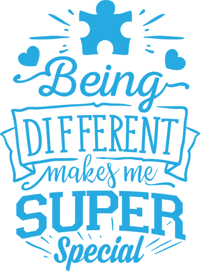 Being different makes me super