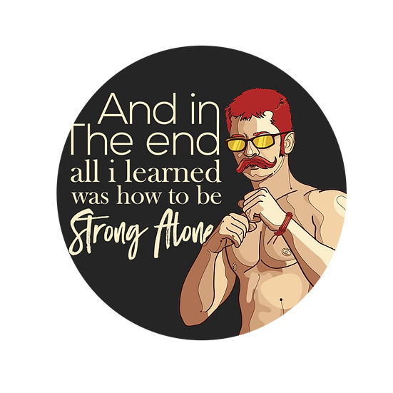 Strong alone