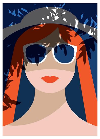 Redhead vacation