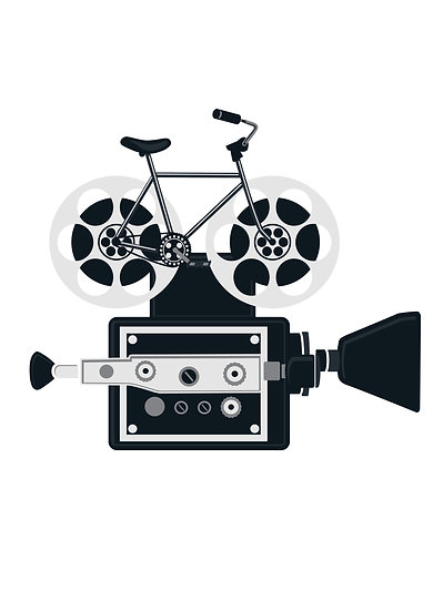 Bycicle roll film