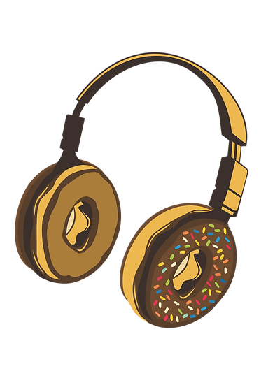 Headphone Donut