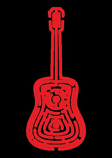 Guitar Maze