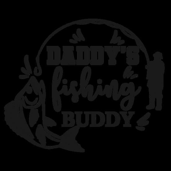 Daddy fishing buddy