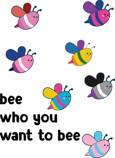 Bee who you want to bee