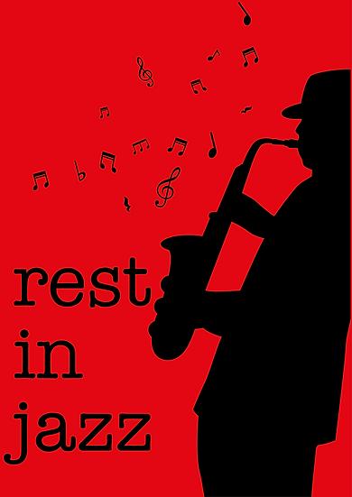 rest in jazz