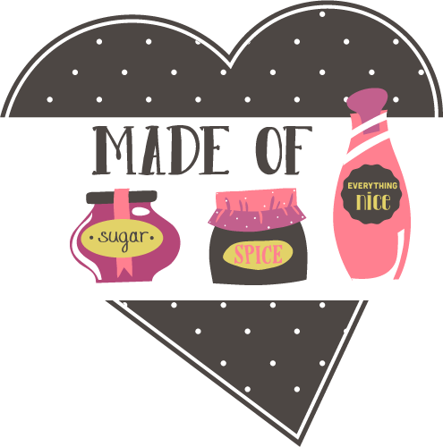 Made of...