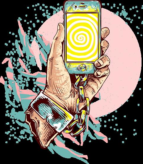 Hypnotic phone