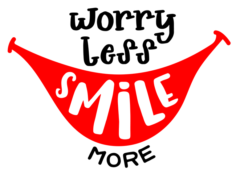 Worrk less, smile more