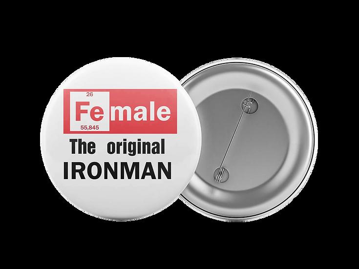 Female the original ironman