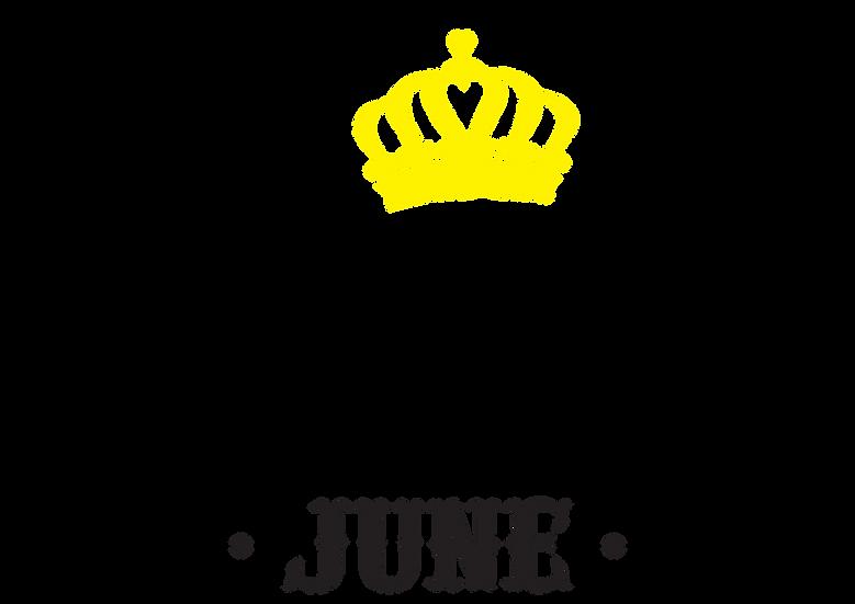 Queen are born in June