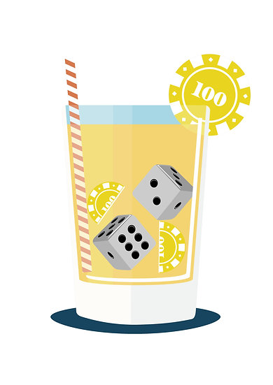Cocktail dice