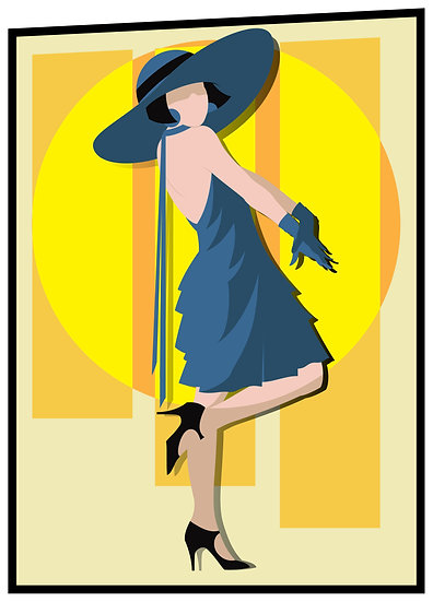 20s glam