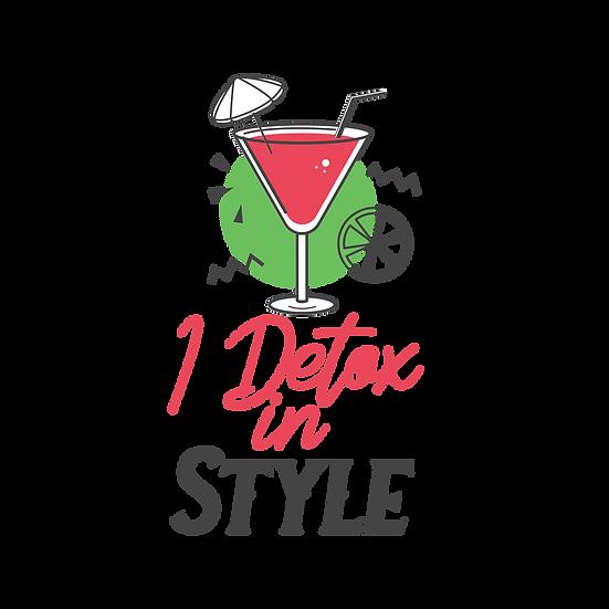 I detox in style