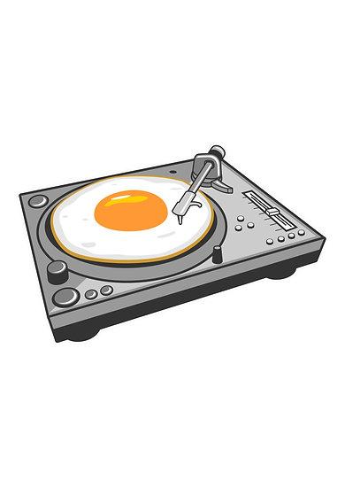 Egg scratch