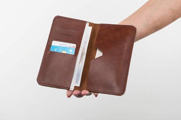 Folded Wallet / Purse