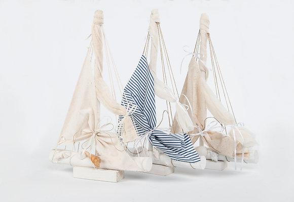 Olive Wood Boat