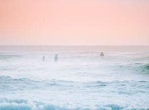 핑크 바다