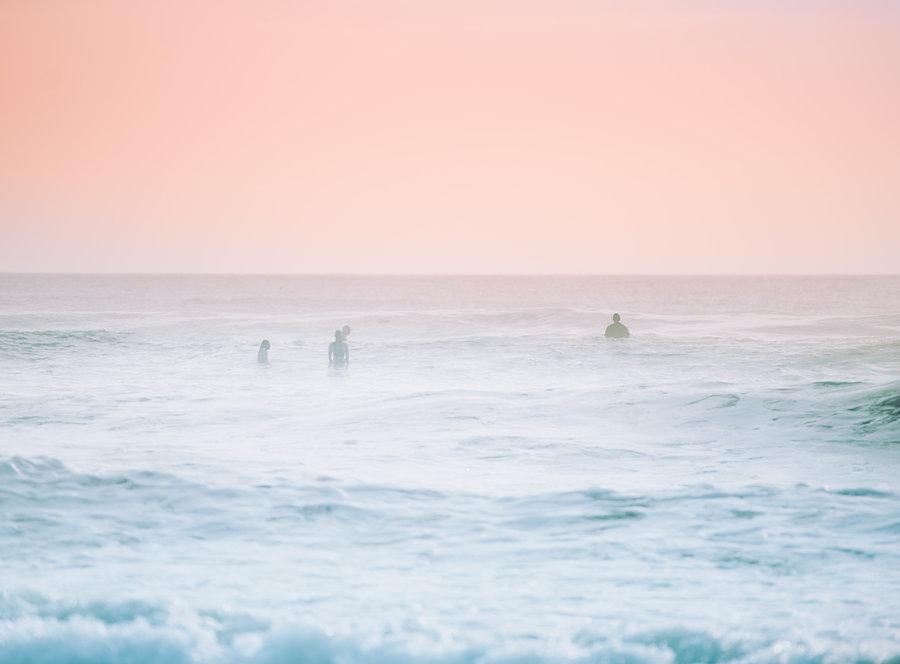 Mar rosa