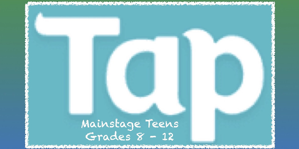 Tap Dance for Theater, Grades 8-12