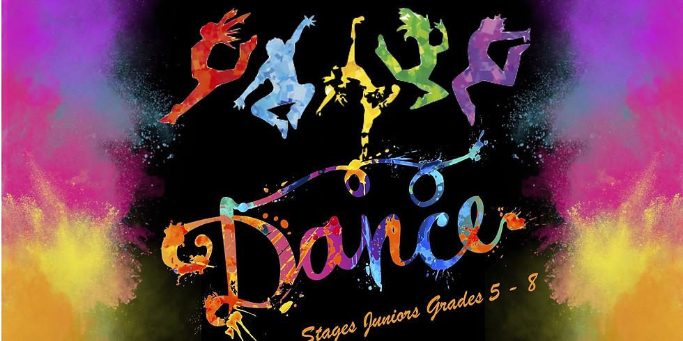 Musical Theater Dance Grades 5-8