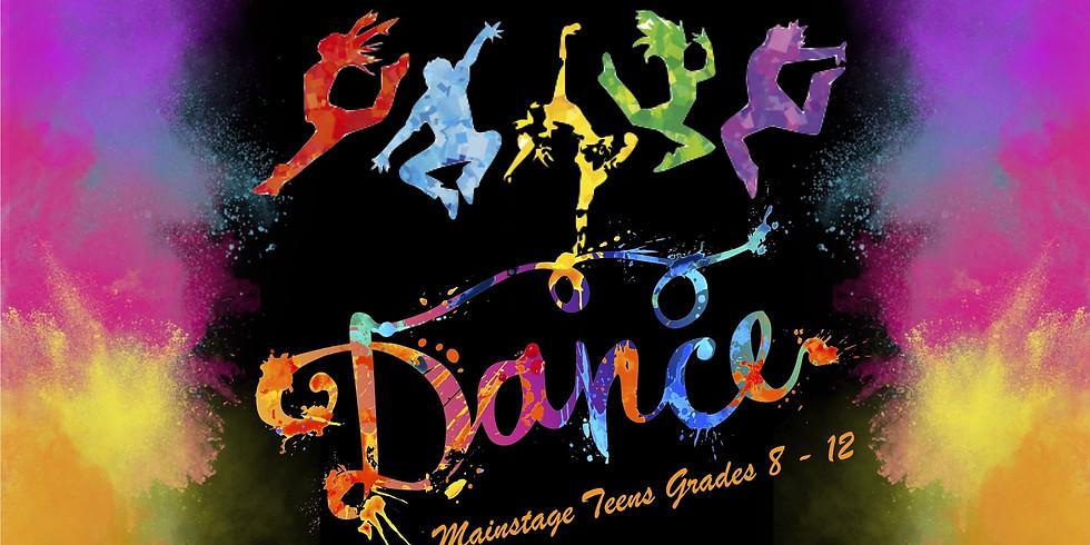 Musical Theater Dance Grades 8-12