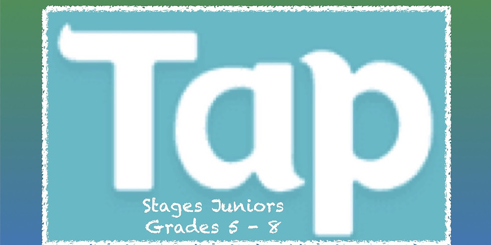 Tap Dance for Theater Grades 5-8