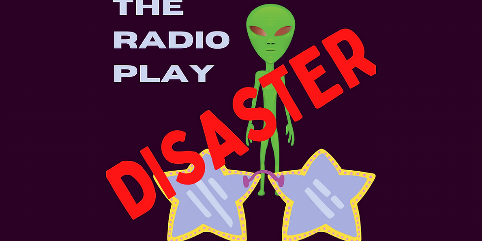 Scene Study from The Radio Play Disaster