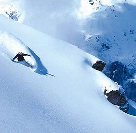 off piste heaven ste foy catered ski chalet