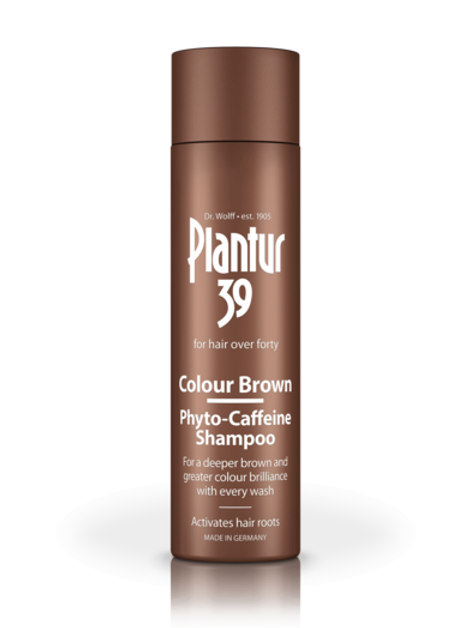 Champô Plantur39 Colour Brown  250ML