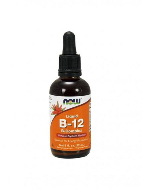 Vitamina B-12 Complexo Liquido