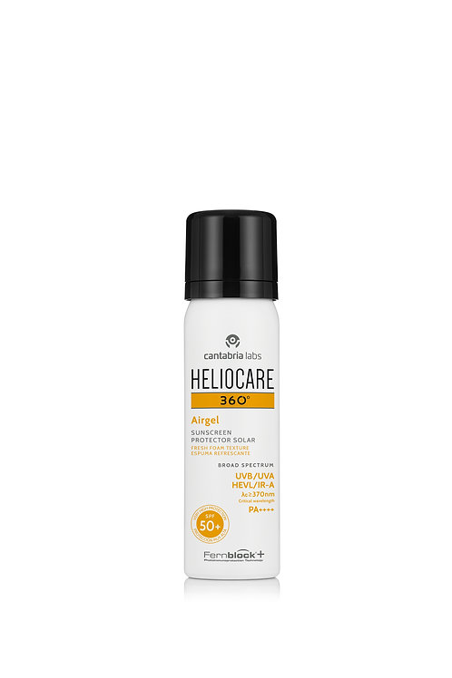 Heliocare 360 Airgel SPF 50 + - 60 ml