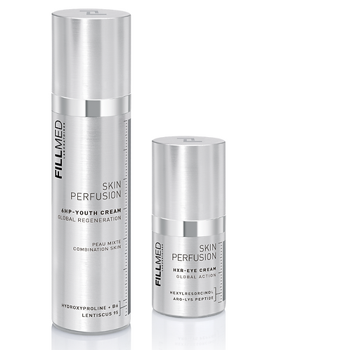 Pack Anti- Aging Skin Perfusion by Fillmed para Pele Mista