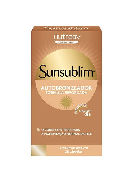 Sunsublim Cápsulas Autobronzeadoras (x28 unidades)