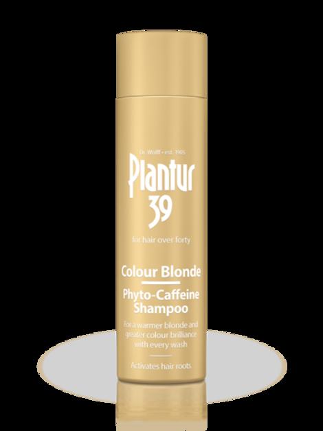 Champô Plantur39 Colour Blonde 250ML