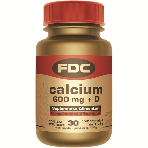 FDC Cálcio e a Vitamina D- 30 Comprimidos